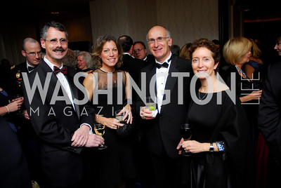 Kyle Samperton,November 7,2009,Lombardi Gala.Dr.Howard Federoff,Lori Fiandaca ,Massimo Fiandaca,Wendy Solovay