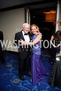 Kyle Samperton,November 7,2009,Lombardi Gala.Dr.John Potter,Tanya Potter Adler