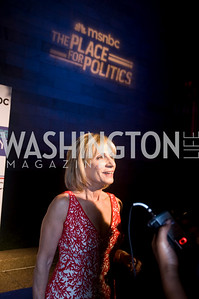 Andrea Mitchell, Photograph by Betsy Spruill Clarke