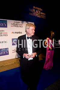 Chris Matthews, Norah O'Donnell, Photograph by Betsy Spruill Clarke