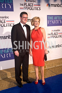 Joe Scarborough, Susan Scarborough, Photograph by Betsy Spruill Clarke