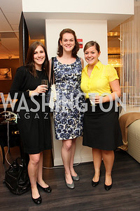 """""""Megan Farrell"""", """"Meaghan Sutton"""", """"Sarah Smith"""" Honorary Chairs Hill Harper and The Honorable James Clyburn host a cocktail reception and fundraiser for Manifest Your Destiny Foundation at Fendi Casa May 13, 2009 (photo by Tony Powell)"""