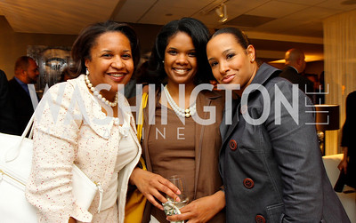 """""""Edith Bartley"""","""" Joye Griffin"""", """"Monica McCluney"""" Honorary Chairs Hill Harper and The Honorable James Clyburn host a cocktail reception and fundraiser for Manifest Your Destiny Foundation at Fendi Casa May 13, 2009 (photo by Tony Powell)"""