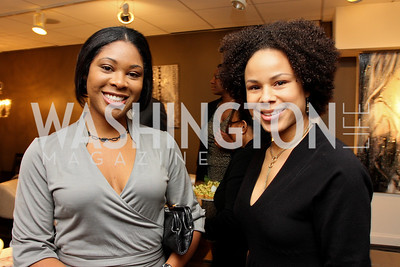 """""""Angela Scott"""" and """"Elizabeth Tutwiler"""" Honorary Chairs Hill Harper and The Honorable James Clyburn host a cocktail reception and fundraiser for Manifest Your Destiny Foundation at Fendi Casa May 13, 2009 (photo by Tony Powell)"""