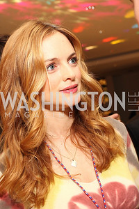Heather Graham at the ManifestHope: DC Closing Night. photos by Tony Powell.
