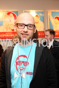 Moby. ManifestHope: DC Closing Night. photos by Tony Powell.