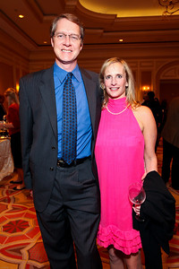 John and Beth Miller. March of Dimes Signature Chefs Auction of DC. Ritz Carlton Ballroom. November 2, 2009. photos by Tony Powell