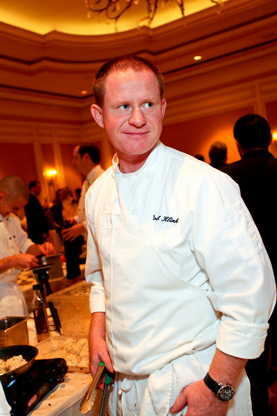 Oceanaire Chef Rob Klink. March of Dimes Signature Chefs Auction of DC. Ritz Carlton Ballroom. November 2, 2009. photos by Tony Powell
