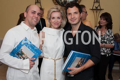 Daniel Traconis, Mary Haft, Eduardo Garcia