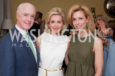 David Bradley, Mary Haft,  Katherine Bradley