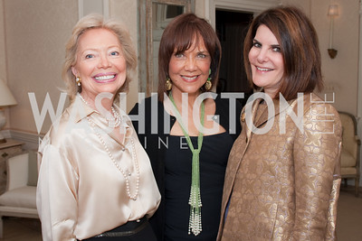 Joan Carl, Barbara Harrison, Jackie Duberstein