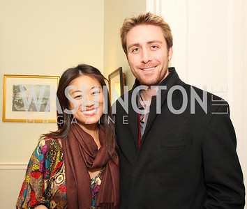 pamela sorenson, philippe cousteau, Photo by Tony Powell