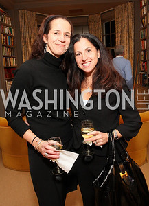 carolyn niles, molly elkin, Photo by Tony Powell