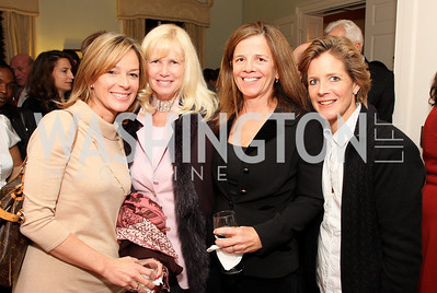mariella trager, susan blumenthal, anne cafritz, kara kennedy, Photo by Tony Powell
