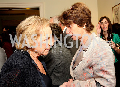 ethel kennedy, kathleen kennedy townshend, Photo by Tony Powell