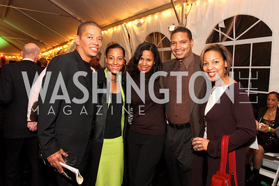 roger richmond, april richmond, monica parchment, greg parchment, janel merritt, Photo by Tony Powell,