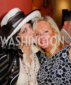 Christina McLaughlin, Debbie Sigmund  Photo by Kyle Samperton