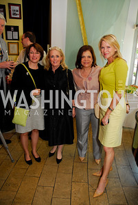 Amy Klobuchar, Debbie Dingell, Rhoda Glickman, Patricia Duff  Photo by Kyle Samperton