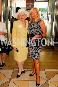 Shirley Englehart, Debbie Sigmund  Photo by Kyle Samperton