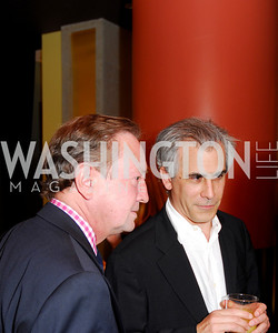 Martin Walker, David Korn  Photo by Kyle Samperton