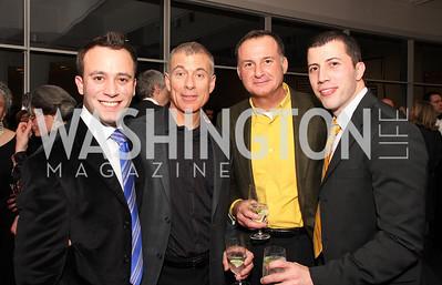 mark stevens, john stafstrom, dennis murphy, chris cormier,  Photo by Tony Powell