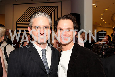 david brock, james alefantis,  Photo by Tony Powell