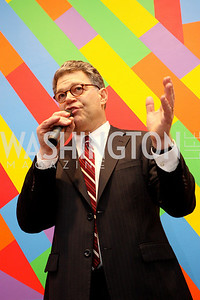 al franken,  Photo by Tony Powell