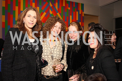 lorie peters, lisa marie thalhammer, maggie michael, izette folger,  Photo by Tony Powell