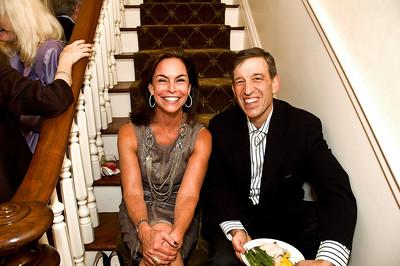 Melissa Moss, Hunter Reisner. Goodbye Summer, Hello Fall. September 12, 2009. Photos by Betsy Spruill Clarke.