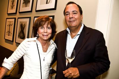 Amy Knight, Ed Knight. Goodbye Summer, Hello Fall. September 12, 2009. Photos by Betsy Spruill Clarke.