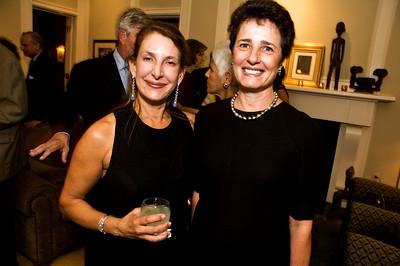 Carla Frampton, Joanie Fabry. Goodbye Summer, Hello Fall. September 12, 2009. Photos by Betsy Spruill Clarke.