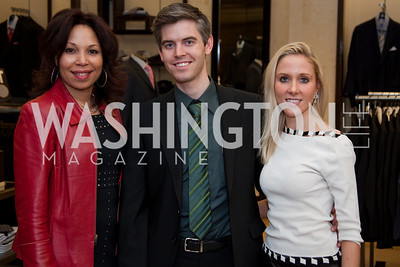 Rhonda Willingham, Daniel Monson,  Yvette Monson, Photo by Luke Christopher
