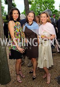 Meridian International Center hosts a Spring Garden Party to honor Ambassador Jim Jones May 7, 2009 (photo by Tony Powell)