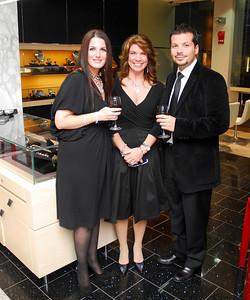 Kyle Samperton,November 6,2009,Mervis Diamonds,Mona Taner,Jill Alexander.Jim Sanveren