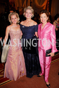 Nan Nelson, Ellen Nelson, Kay Hagen.  Photograph by Kyle Samperton