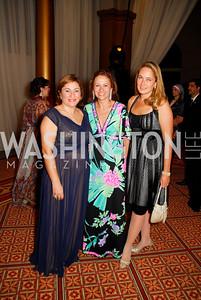 Cidilia Akbar, Natalie Lois, Anne Davis.  Photograph by Kyle Samperton