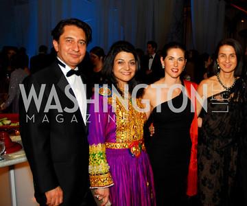 Shamin Jawad, Veronica Sarukhan, Anabelle Sielecki.  Photograph by Kyle Samperton