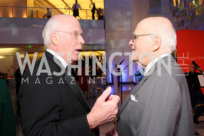pat leahy, roger kennedy, Photo by Tony Powell