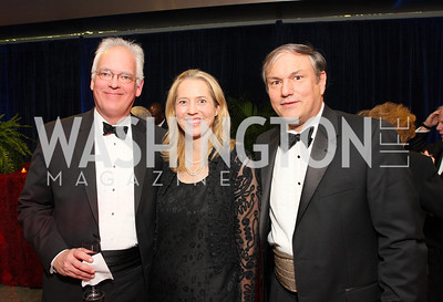 john ross, diana ingraham, edwin grosvenor,  Photo by Tony Powell