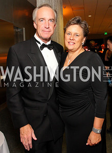 dirk kempthorne, patricia kempthorne,  Photo by Tony Powell
