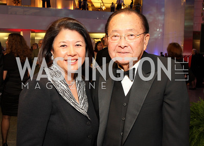 irene inouye, daniel inouye,  Photo by Tony Powell