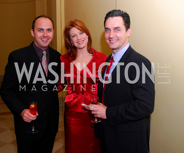 Kyle Samperton,October 14,2009 NAMI Gala,Edward Allen,Jessica Phillips,Nicholas Rohlfing
