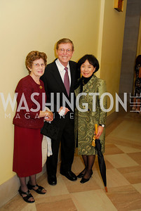 Kyle Samperton,October 14,2009,NAMI Gala,Nancy Domenici,Pete Domenici,Rep. Doris Matsui