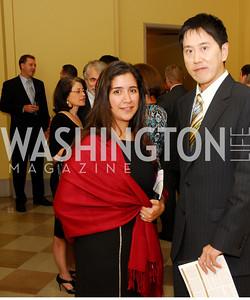 Kyle Samperton,October 14,2009,NAMI Gala,Julissa Viana,Naoki Noguchi