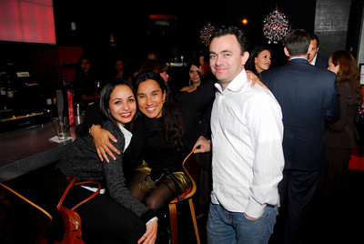 Kyle Samperton,October 13,2009,National Hispanic Foundation,Rebecca Lamadrid,Leyre Varela,Javier Bernabeu