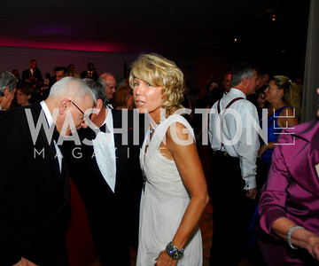 Kyle Samperton,September 26,2009,NSO Gala,David Rubenstein,Stephen Schwarzman,Christine Schwarzman