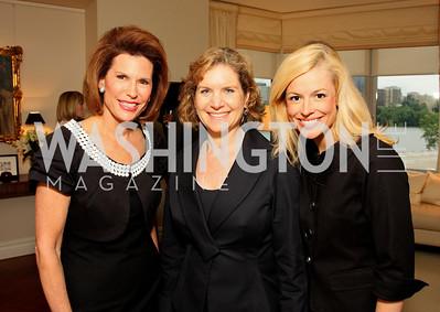Nancy Brinker, Susan Schwab, Pamela Brown