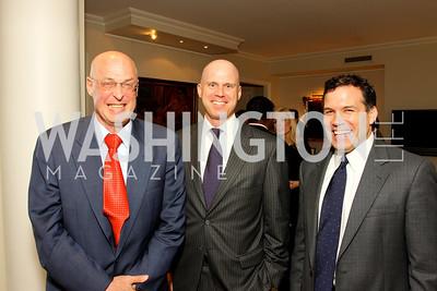 Henry Paulson, Jim Lambright, David McCormick