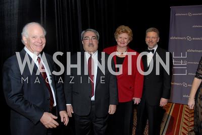 Ben Cardin, G.K.Butterfield, Debbie Stabenow, Harry Johns Photo by Kyle Samperton