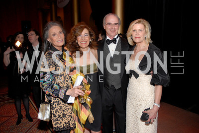 Meryl Comer, Mara Hutton, Tom Hutton, Lisa Colburn Photo by Kyle Samperton